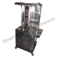 Full Shawarma Machine with 2 Imported Burners