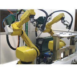 Robotic Welding Machine System