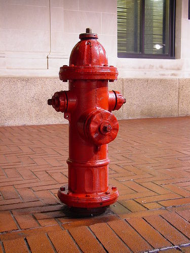 Fire Hydrant System