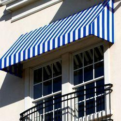 FABRIC WINDOW CANOPY