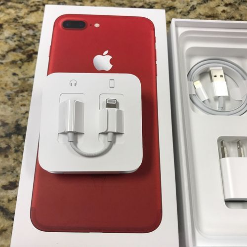 Iphone 7s Plus 256gb Red Colour At Rs 29000 Unit