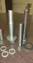 1 Inch Hex Nut and Varsel
