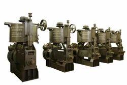 Oil Seed Crushing Machine