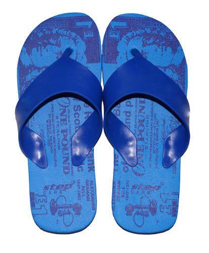 64ff382b18d9 Men Blue Tapps Stp Care Flip Flop Slippers