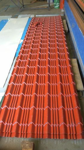 Roofing Sheets - Aluminium Roofing Sheet Manufacturer from Surat