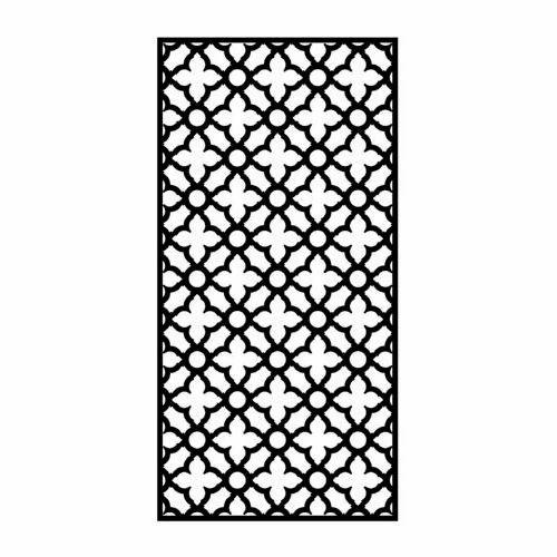 Silver Color Metal Jali Pattern : Mdf jali manufacturer from kolhapur