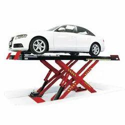 Hydraulic Car Scissor Lift