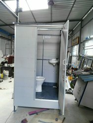 Prefabricated Cabin Toilet