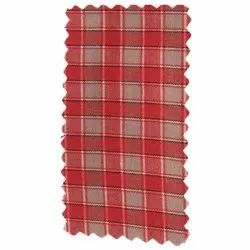 50 Meter Check Uniform Fabric
