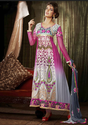 7201 Pakistani Anarkali Suits