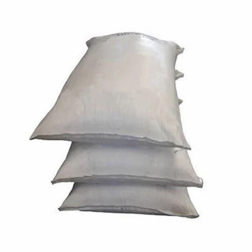 White Polypropylene Woven Sack
