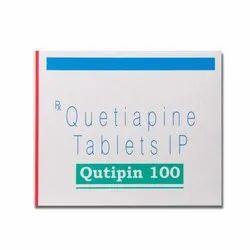 Quitipin 100mg Tablet