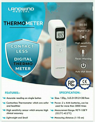 LANDWIND Fieberthermometer
