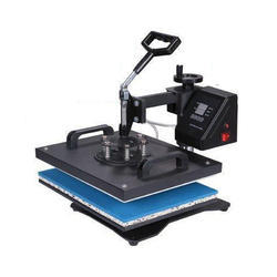 8 In 1 Heat Press Sublimation Machine