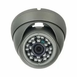 CP Plus 2 MP Outdoor IR Dome Camera, For Security, Camera Range: 10 to 15 m