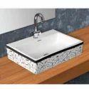 Taurus Printed Table Top Wash Basin