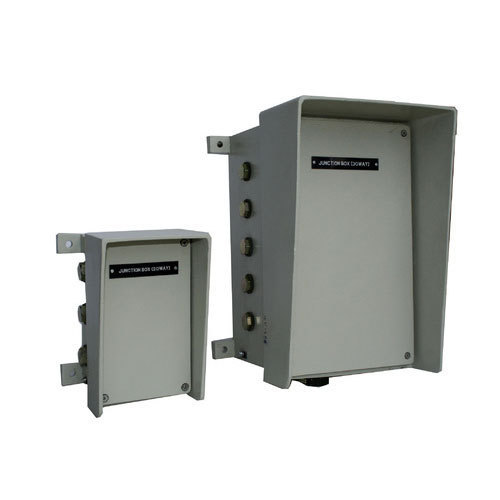 Rectangular SMC-FRP Pole Boxes-Street Light Junction Boxes