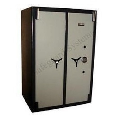 Double Door Safety Lockers