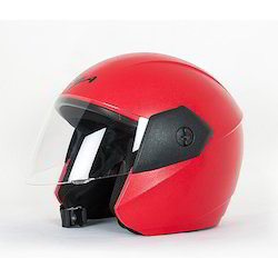 Ridge Red Helmet