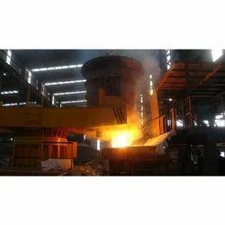 Hot Metal Crane Weighing System