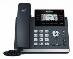 Yealink SIP T42S 12-Line Gigabit IP Phone