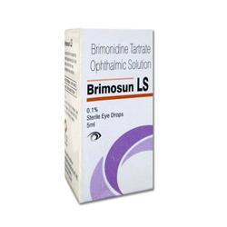 Brimondine Tartrate Ophthalmic Solution Eye Drops