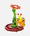 Kiddie Amusement Ride Game Snail Train