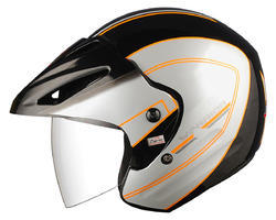 Female Aaron Full Face Helmets, for Motorcycle Helmet, Size: Small