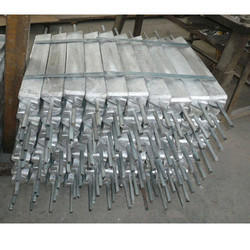 Zinc Anodes for Ship Hull