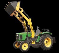 35hp to 55hp 2000 mm Bull Agri Loader, Loader Bucket Capacity: 2.6 cum, Backhoe Bucket Capacity: 1.0 cum