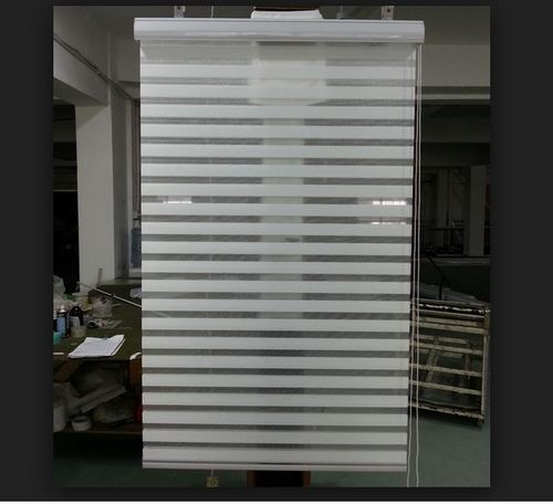 Vertical Zebra Window Blind