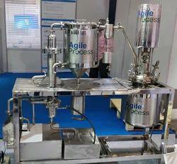 Laboratory Pilot Pyrolysis Plant