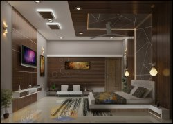 Interior Design Service For Cafe