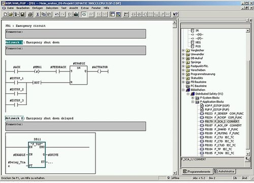 Siemens PLC Programming For Automation, Dcat Automation Pvt