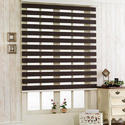 Pvc Horizontal Zebra Blind, Thickness: 2 To 4 Mm