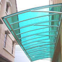 Polycarbonate Sheet Shed