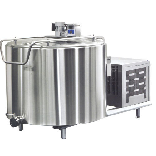 Vertical Milk Cooling Tank, Bulk Milk Chiller, Milk Cooling Tanks, Milk  Chilling Machine, बल्क मिल्क कूलर in Odhav, Ahmedabad , Raj Laxmi Dairy  Machinery Corporation | ID: 14637475355