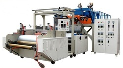 Three Layer Cast Film Plant