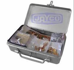 Jayco Aluminium Jewelry Box