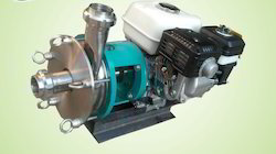 Engine Driven SS Pumps