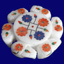 Beautiful Trinket Marble Box
