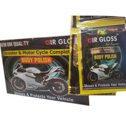 Scooter & Motorcycle Body Polish