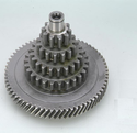 Three Wheeler Gears