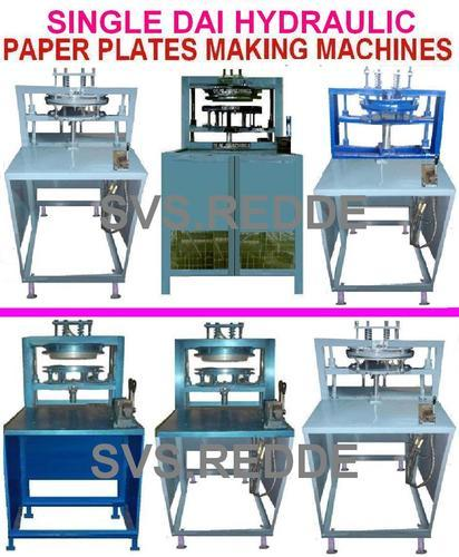Paper Plate Making Machine  sc 1 st  IndiaMART : making paper plates - pezcame.com