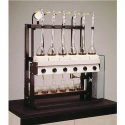 Micro Kjeldahl Distillation Unit