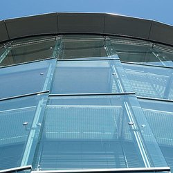Tempered Glass for Building