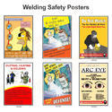 Welding Safety Posters