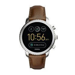 Fossil Explorist Analog-Digital Black Dial Men's Watch