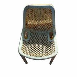 Plastic Designer Chair, Height: 3 feet