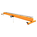 Single Beam Electric Overhead Traveling Cranes